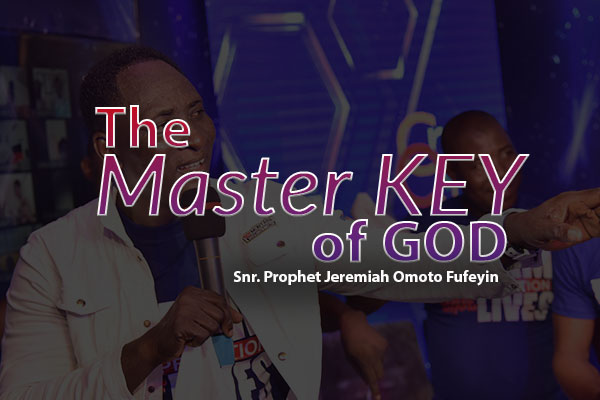 The Master Key of God